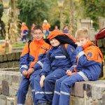 Besuch des Heide-Parks, 03.10.2009
