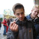 Besuch des Kramermarkts, 07.10.2009
