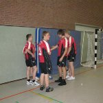 Volleyballtunier, 31.10.2010