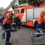 Übung im Abbruchhaus, 02.06.2012