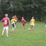 Fußballtunier in Oldenburg, 18.08.2013